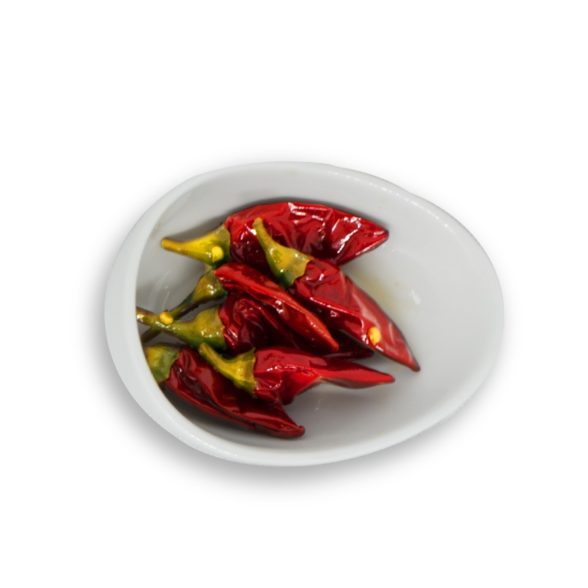 Hot Long Chili Peppers