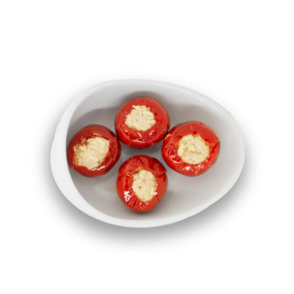 Hot Peppers With Parmigiano/Tuna