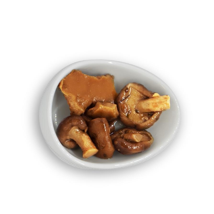 Mixed Mushrooms – Classic Recipe