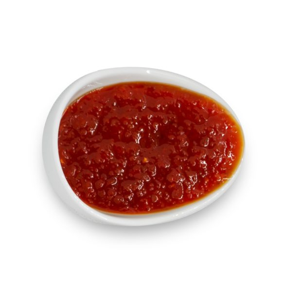 Hot Peppers Jelly Tasty On Cheese