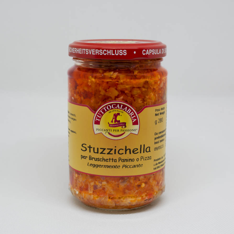Stuzzichella 290 g. Slightly Spicy