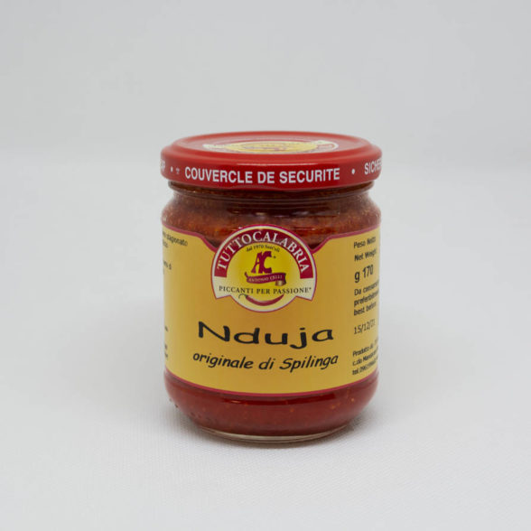 Original Nduja Of Spilinga