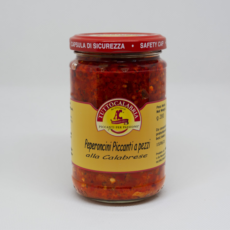 Crushed Hot Chili Peppers